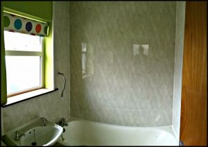 Bathroom Makeover Galway 4 hour bathroom makeover! | enviroclad - hygienic pvc cladding