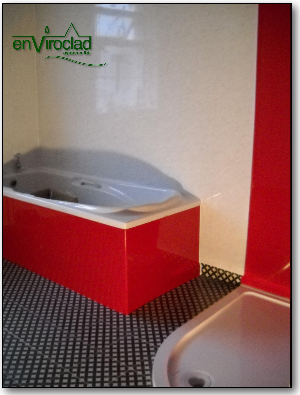Colourline PVC Sheets - Bathroom 05