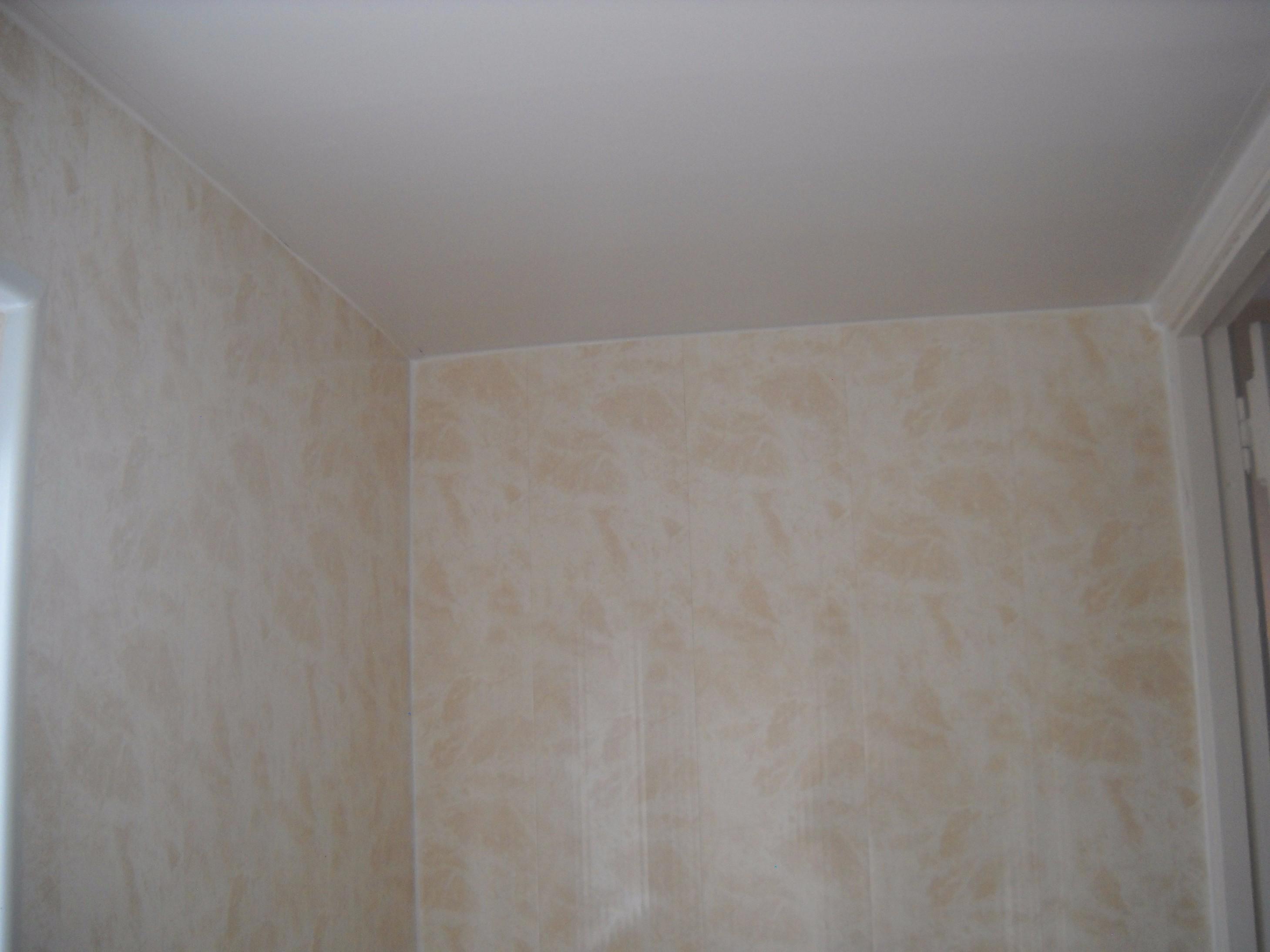 Pvc Bathroom Panels Dessin Brown Enviroclad Hygienic