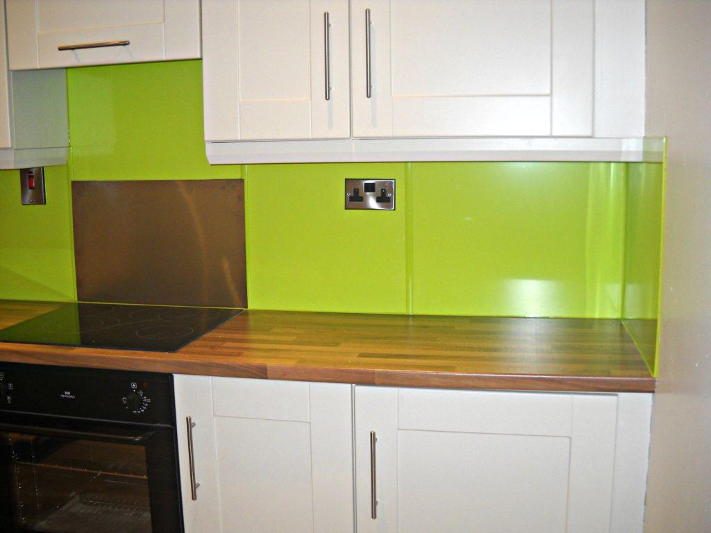 kitchen-pvc-sheet-lime-green