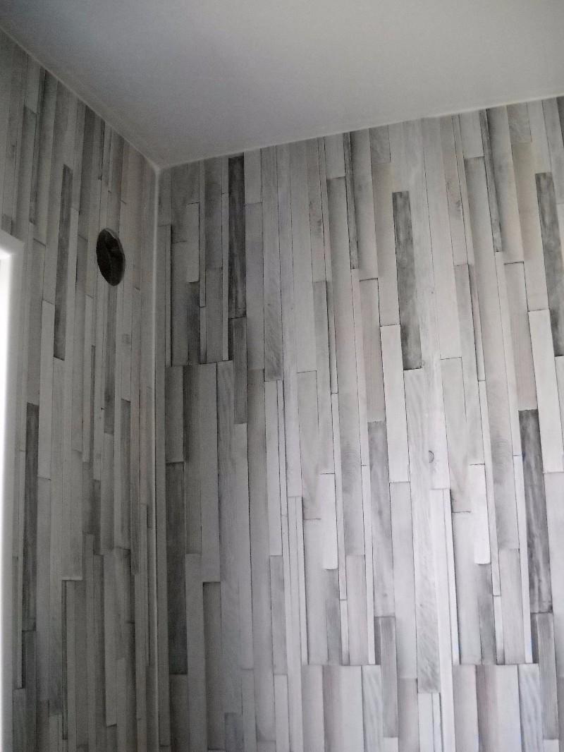 1 Day Bathroom Makeover Woodblock Enviroclad