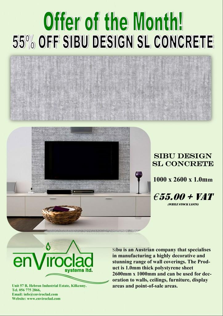 Sibu decorative sheet