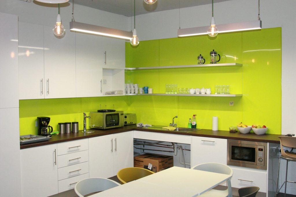 Colour kitchen pvc
