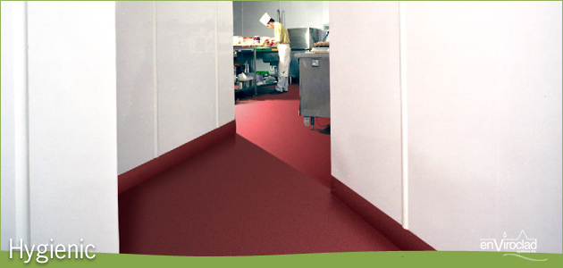 Enviroclad Systems - Hygienic Cladding