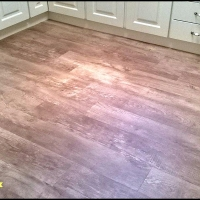 Clever Click PVC Flooring - English Oak