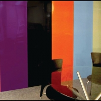 Colour PVC wall sheets (8)