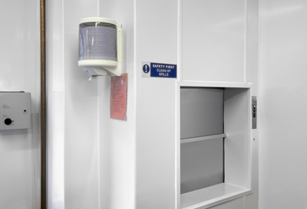 Hygienic Wall Cladding
