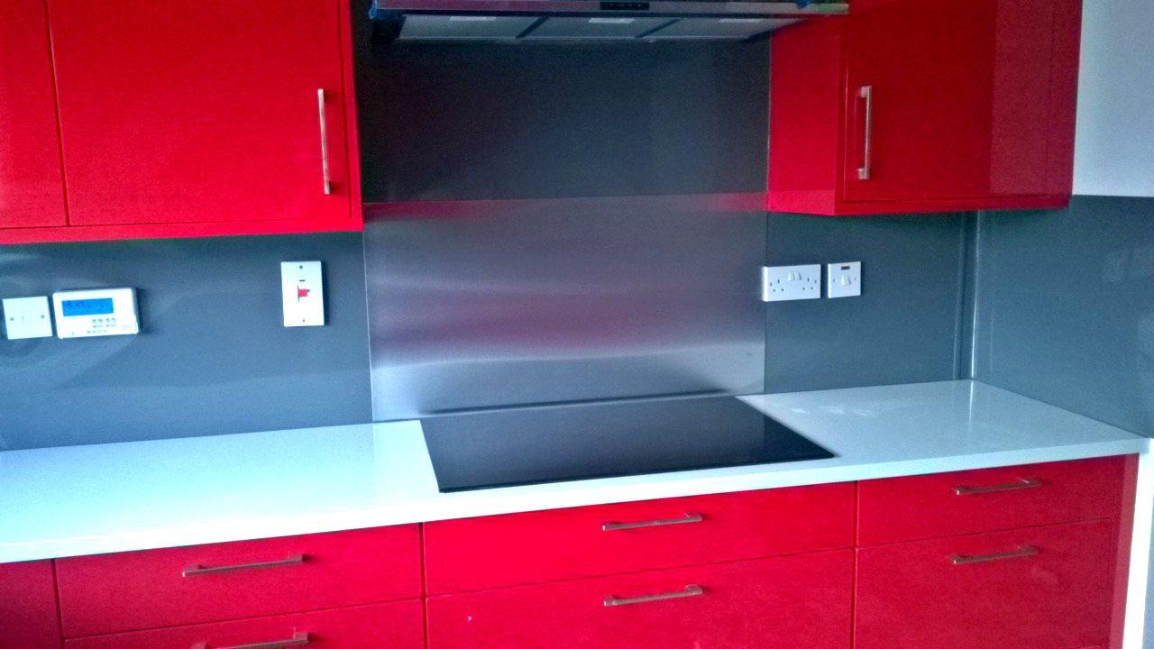 Colour Hygienic Pvc Sheets Kitchen Enviroclad
