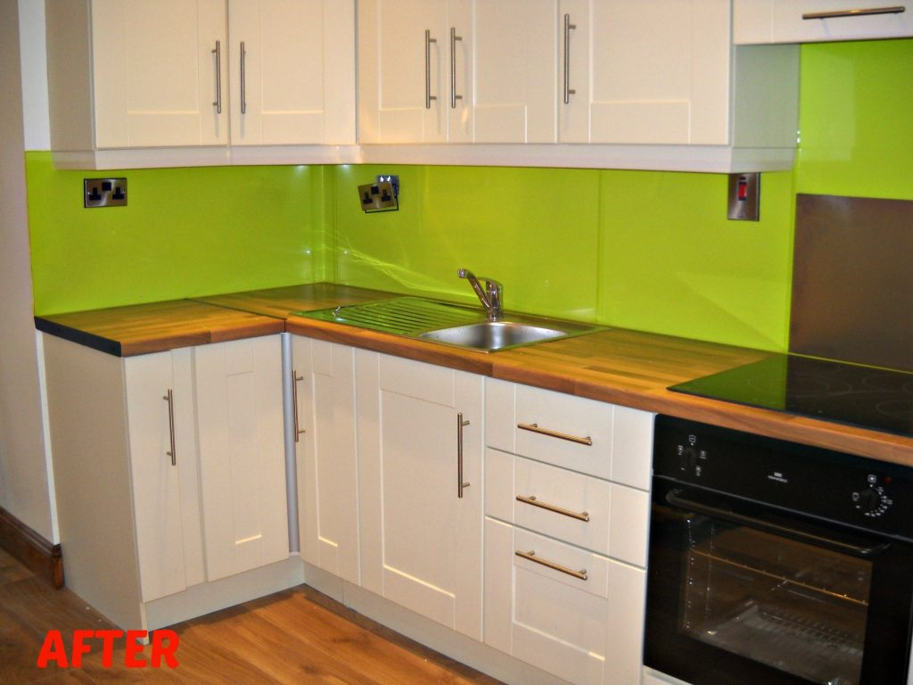 kitchen-pvc-sheets-lime-green