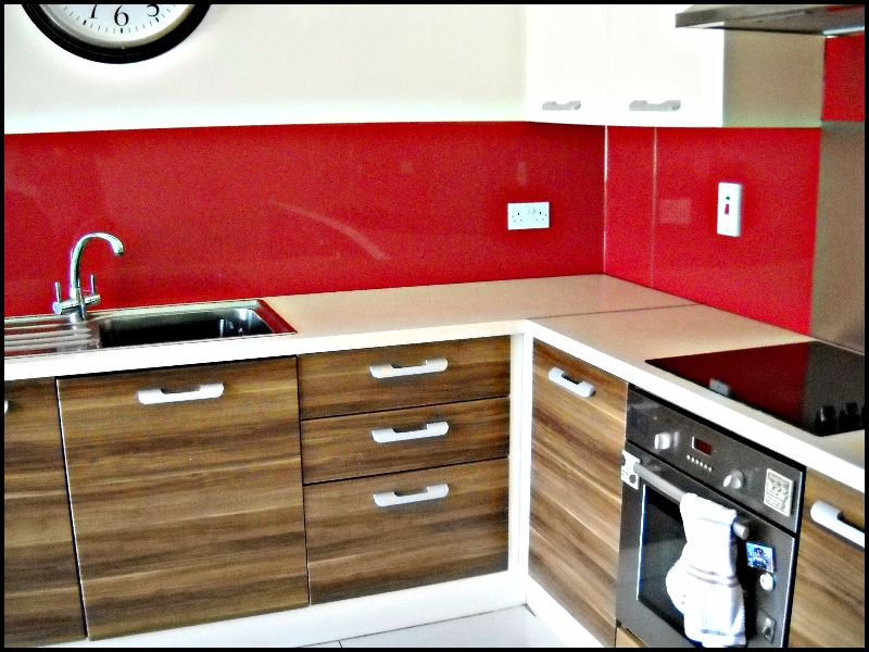 Colour Pvc Kitchen Walls Enviroclad Hygienic