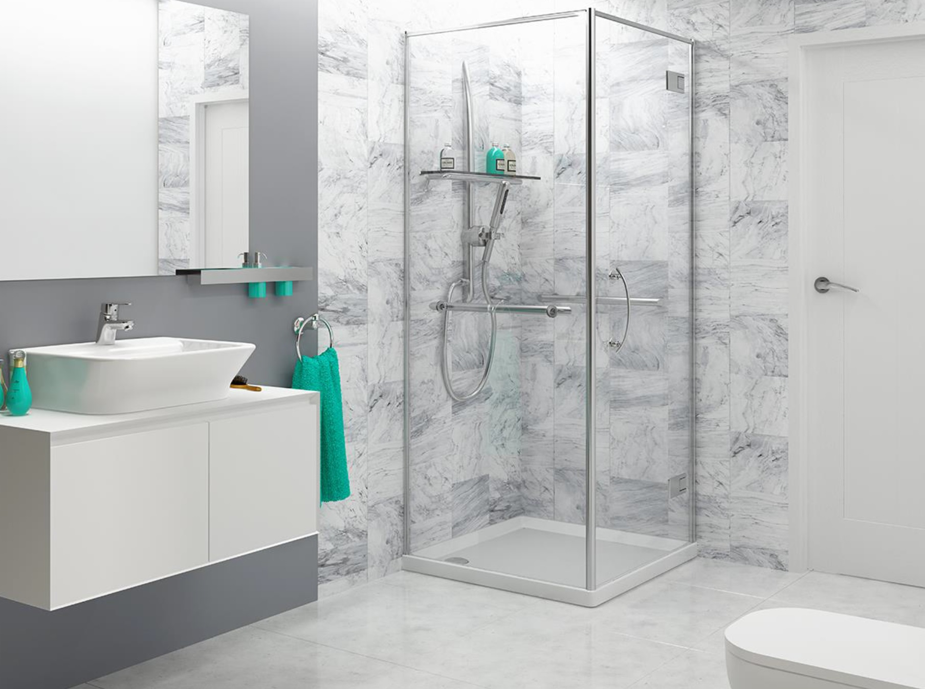 Marble Tile Cladding
