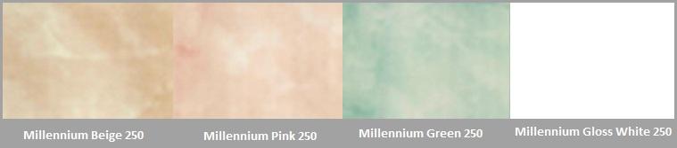 Millennium 250 Range