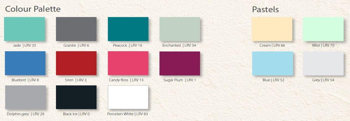colour pvc sheeting
