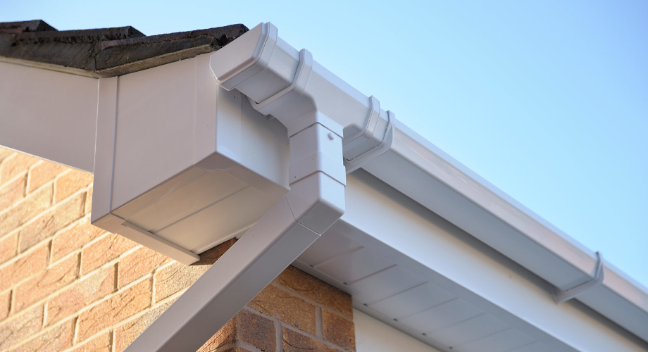 PVC Fascia, Soffit and Guttering