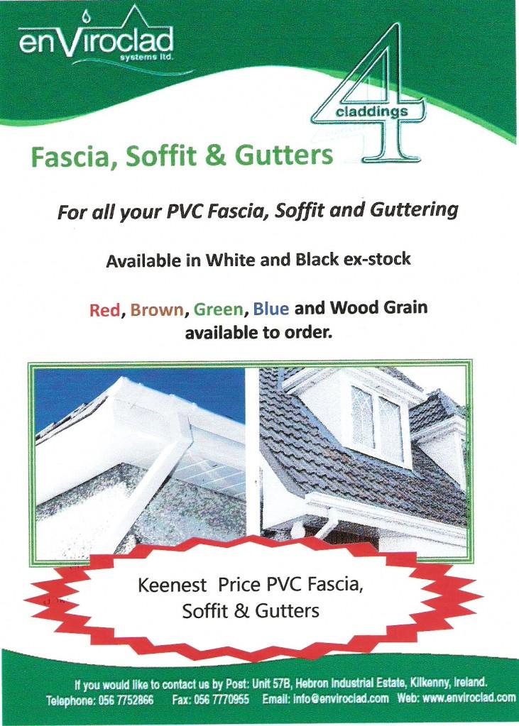 Fascia, Soffit & Gutters