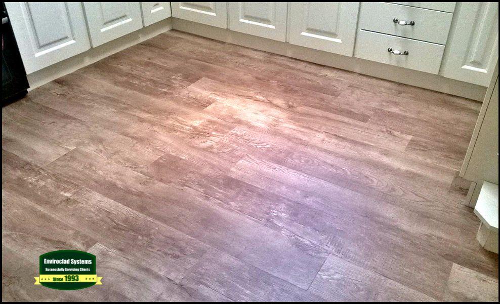 Clever Click PVC Flooring - English Oak