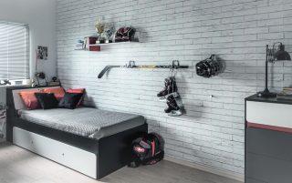 White Brick PVC Panel