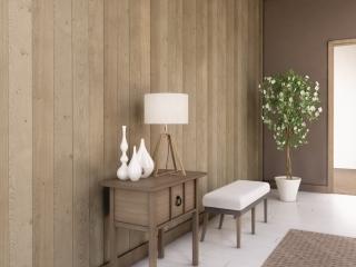 Oak PVC Panel Enviroclad