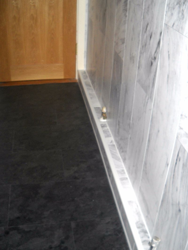 PVC WALL AND FLOOR