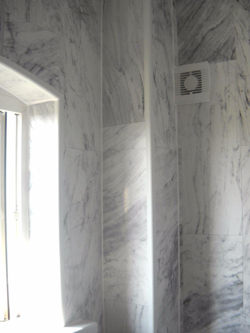 plastic bathroom panels