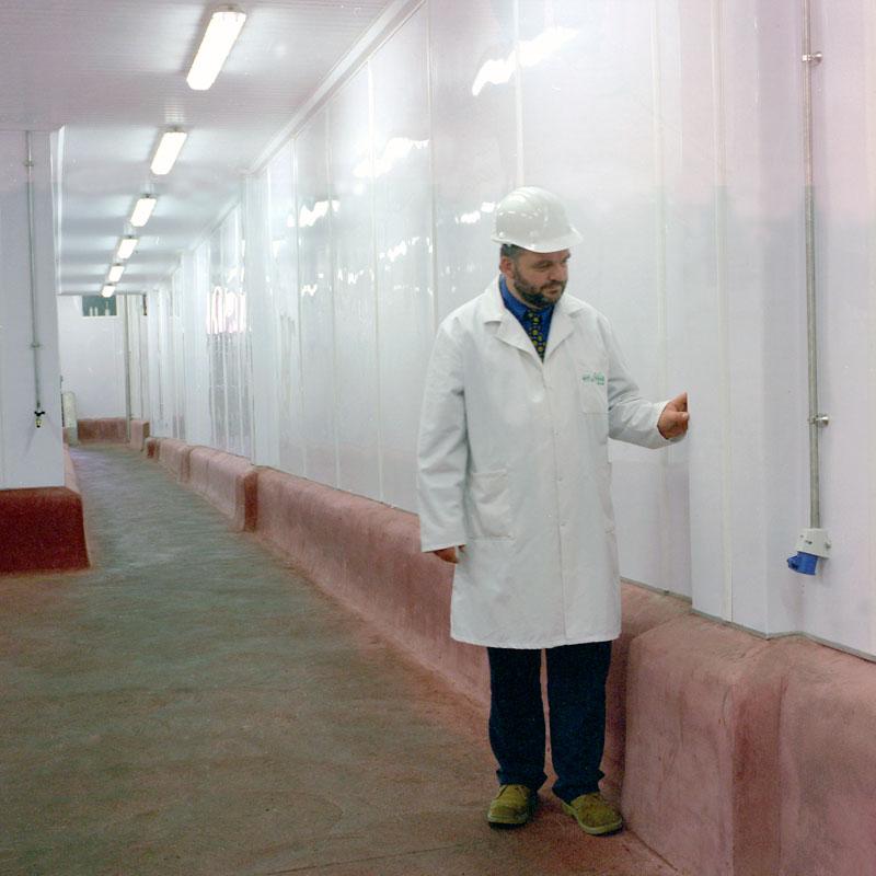 Hygienic Wall Cladding